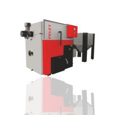 Индустриален пелетен котел LAFAT 150-200KW