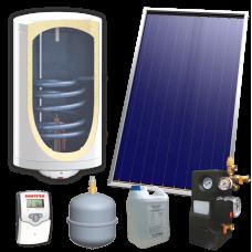 Соларна система MB + PK SL FP – 120 л.