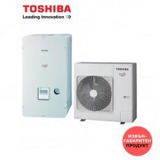 ТЕРМОПОМПА TOSHIBA ESTIA HWS-455 (6.83KW)